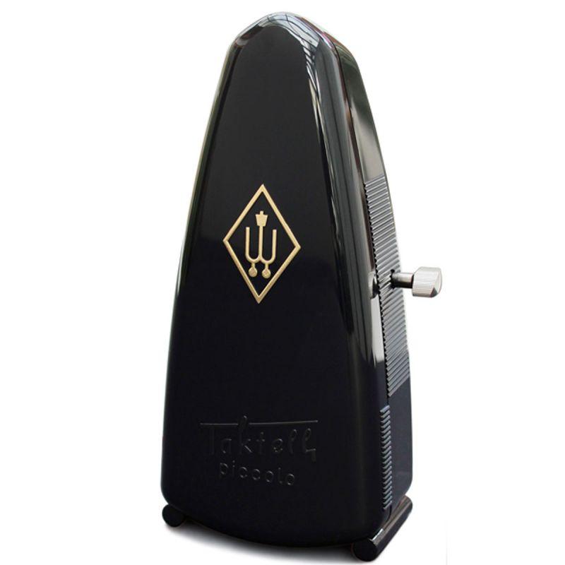 Wittner Taktell Piccolo Metronome, Black
