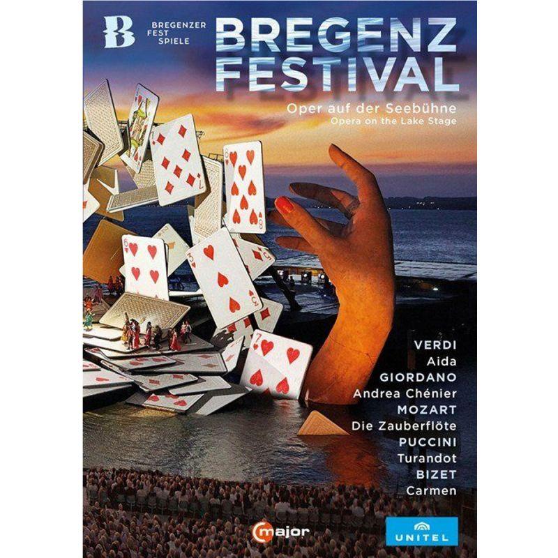 VARIOUS ARTISTS - BREGENZ FESTIVAL (DVD)
