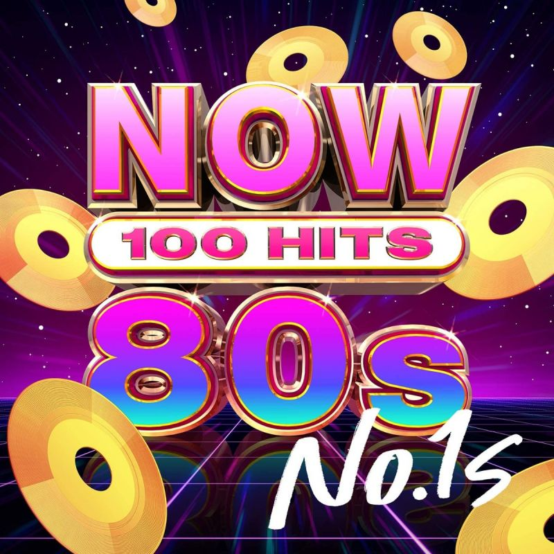 VARIOUS ARTISTS - NOW 100 HITS - 80S NO1S - 5CD - NAD20
