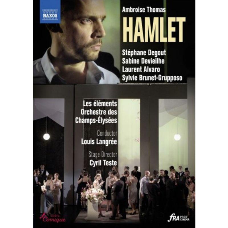 THOMAS/HAMLET (DVD)