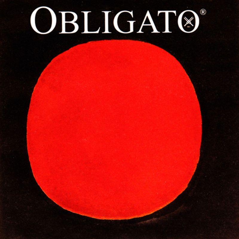 Obligato Violin string set (E ball)