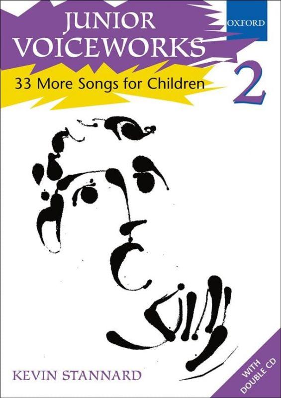 Various - Junior Voiceworks 2 (Book + CD)