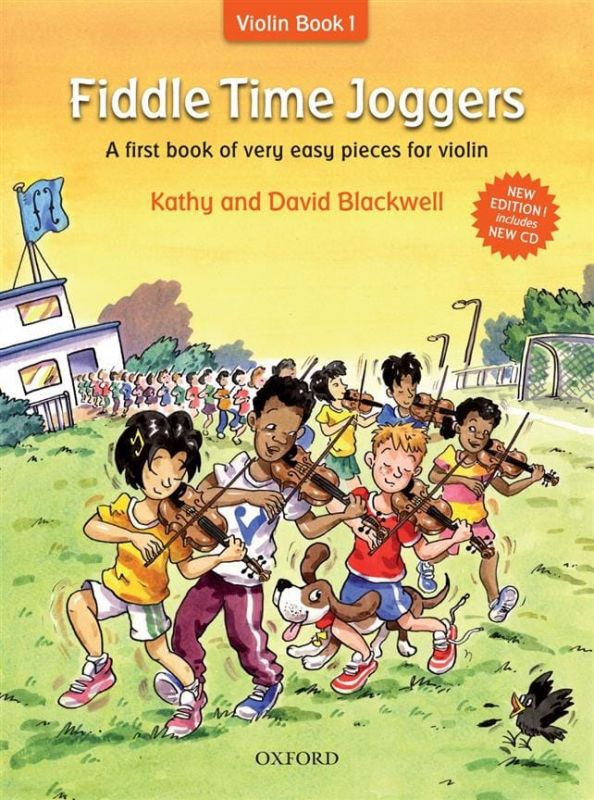 Fiddle Time Joggers (Book and CD)