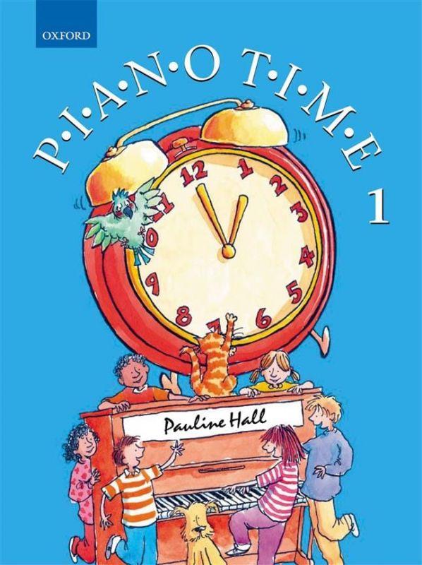 Pauline Hall - Piano Time 1