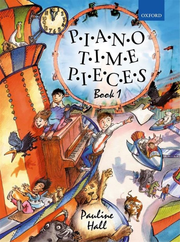 Pauline Hall - Piano Time Pieces Book 1