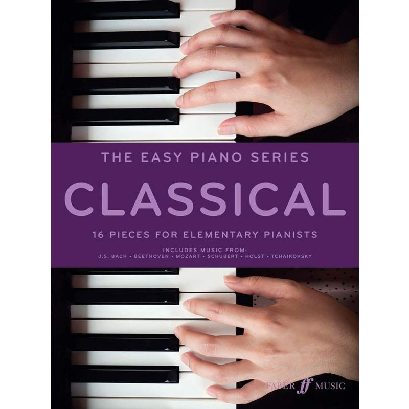 The Easy Piano Series Classical