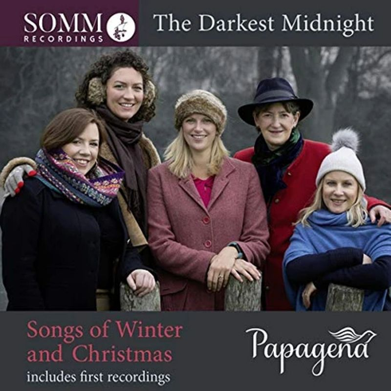 PAPAGENA - SONGS OF WINTER and CHRISTMAS