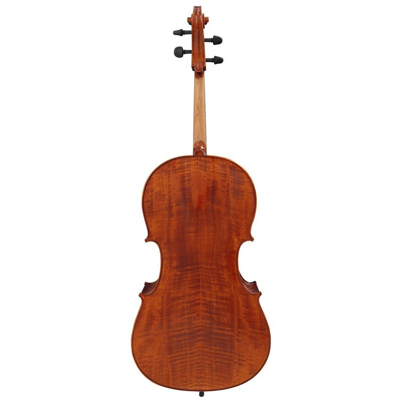 Hidersine Piacenza Cello Outfit With Wittner Finetune Pegs (W3193)