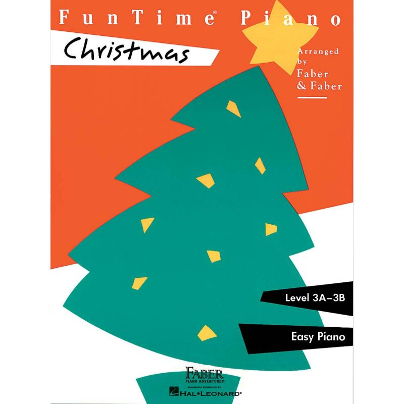 Faber And Faber - FunTime Piano - Christmas