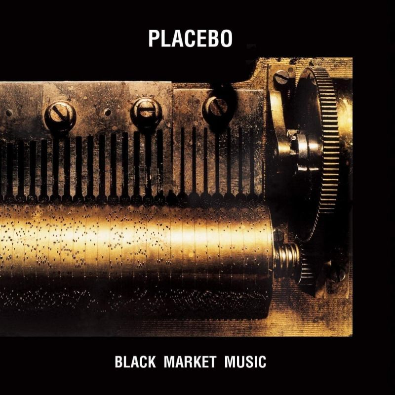 PLACEBO - BLACK MARKET MUSIC - VINYL