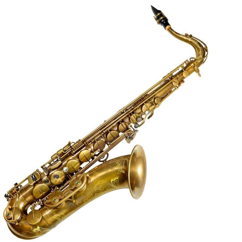 P Mauriat 66R Tenor Saxophone - Unlacquered