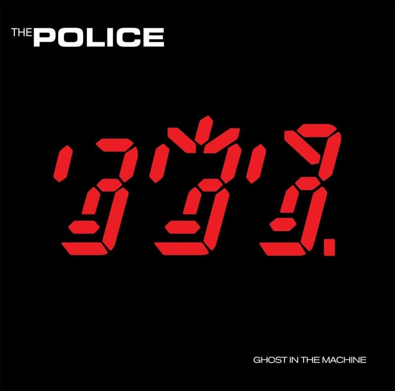 Police - Ghost In The Machine - Vinyl