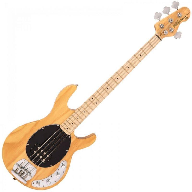 Vintage V964 Active Bass Natural