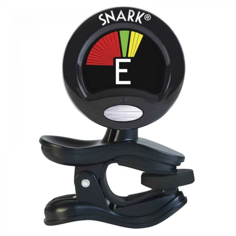 Snark Guitar Bass And Violin Clip On Tuner Black