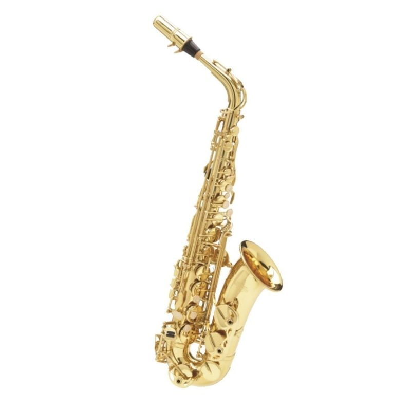Buffet 200-series Alto Saxophone with back-pack