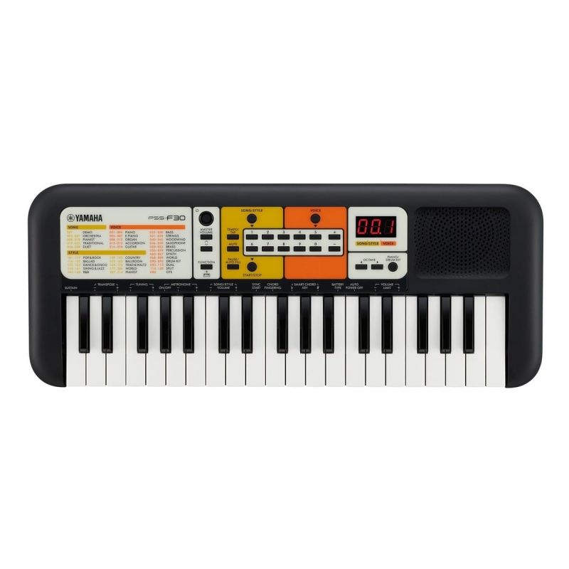 Yamaha PSS F30 Portable Keyboard