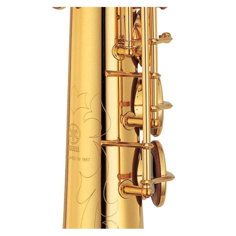 Yamaha Yss475Ii Mkii Intermediate Soprano Saxophone
