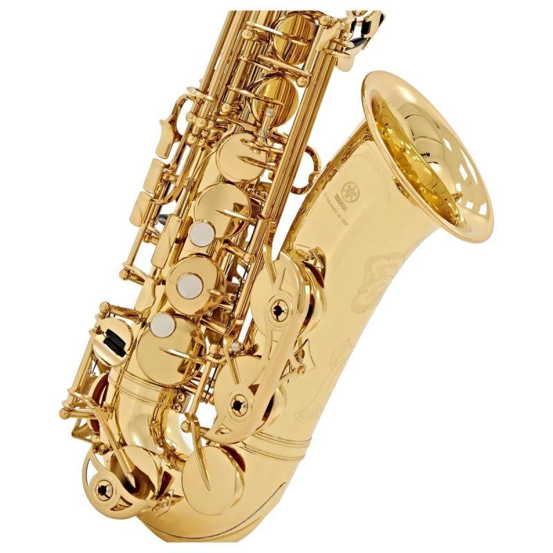 Yamaha YAS62 Alto Saxophone