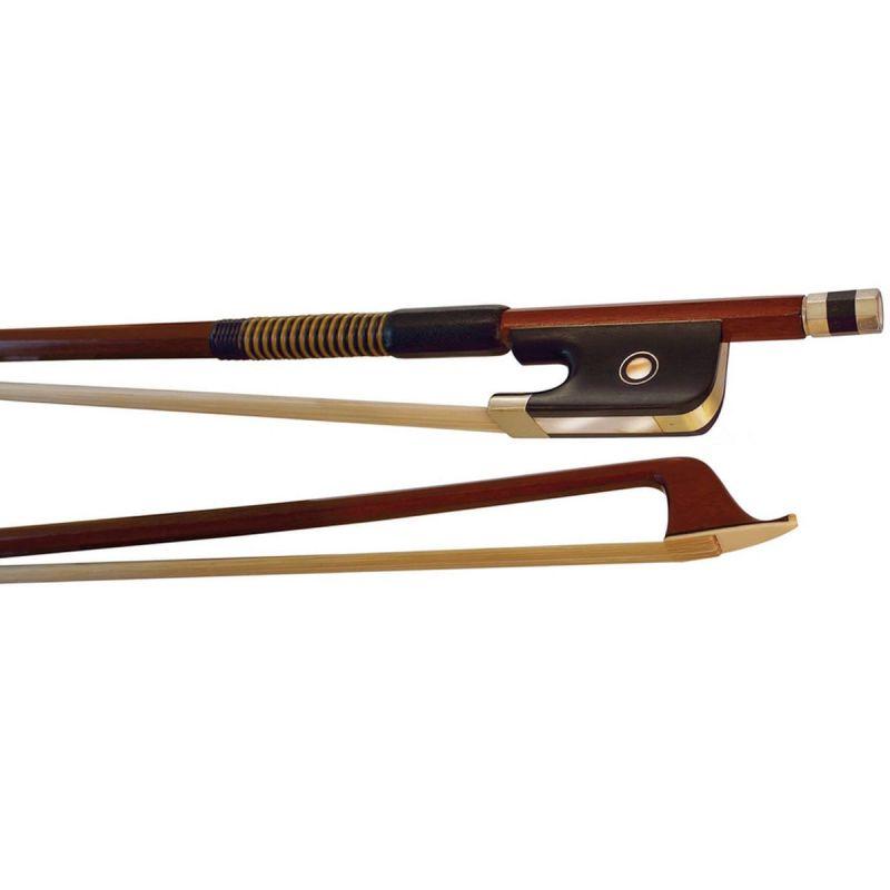 Hidersine Cello Bow - Brazilwood Octagonal Full Size