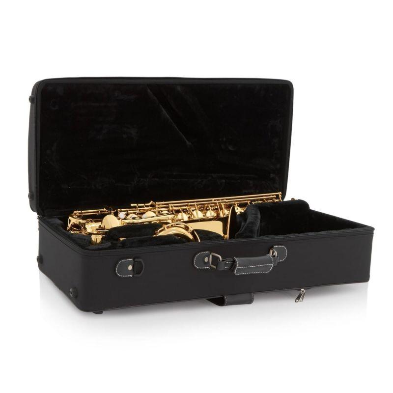 Yanagisawa SWO1 Soprano Saxophone, Gold Lacquer