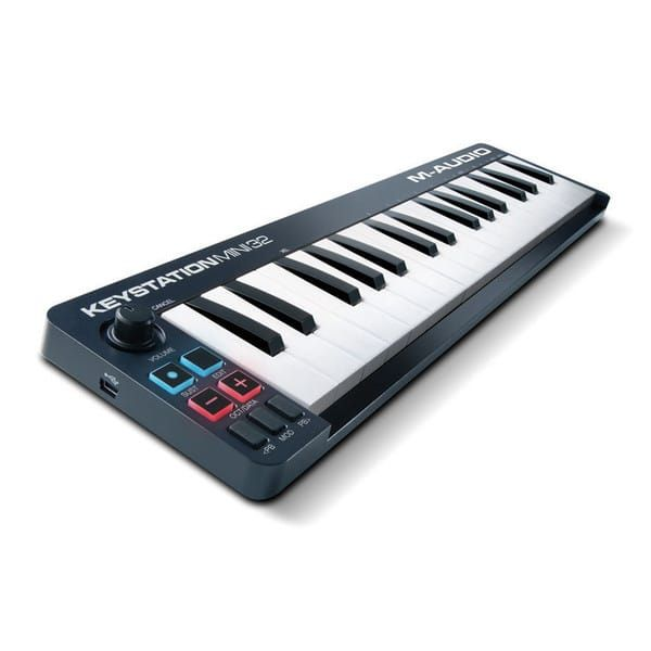 M-Audio Keystation Mini 32 Note Keyboard Controller