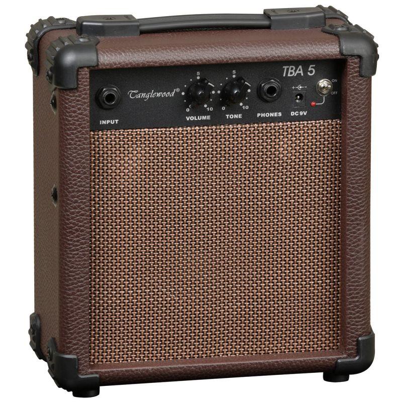 Tanglewood TBA5 5W Acoustic Amp - DISPLAY MODEL
