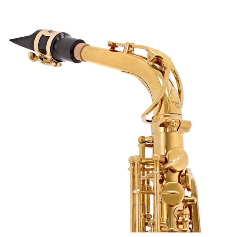 Yanagisawa Alto Saxophone Brass (AWO1)