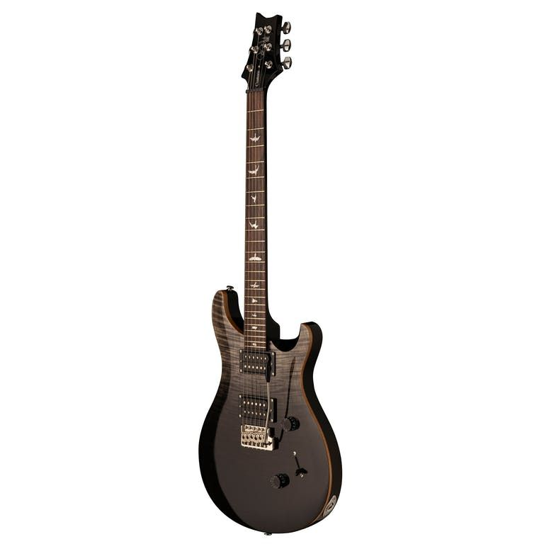 PRS SE Custom 24 Limited Edition in Charcoal Fade