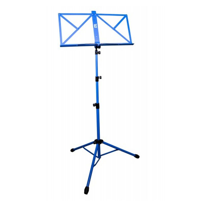TGI Music Stand inc Bag, Blue