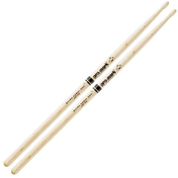 ProMark Shira Kashi Oak 7A Wood Tip Drumsticks