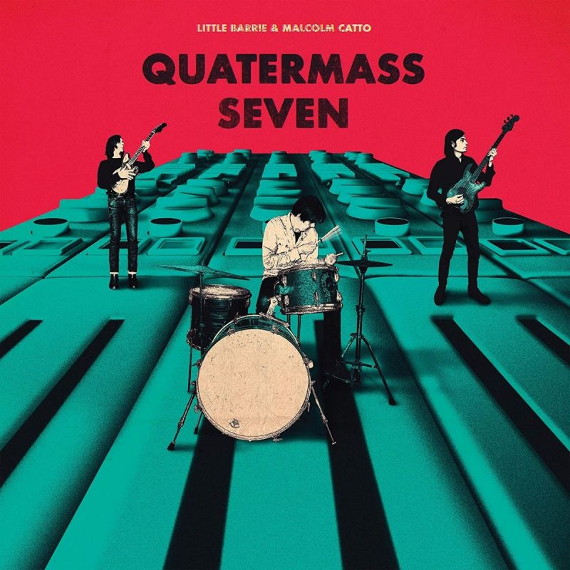 LITTLE BARRIE - QUATERMASS SEVEN - CD