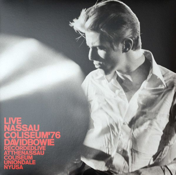 DAVID BOWIE - Live Nassau Coliseum 76