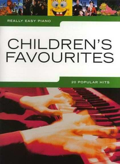 Really Easy Piano - Children's Favourites
