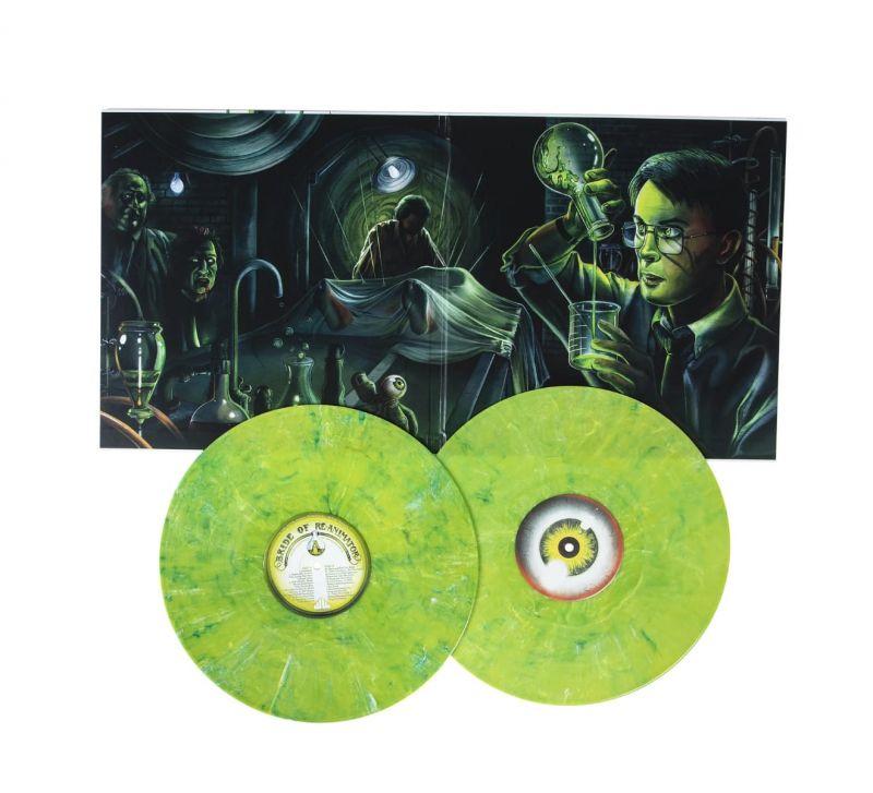 Original Soundtrack - RICHARD BAND - BRIDE OF RE-ANIMATOR - Vinyl