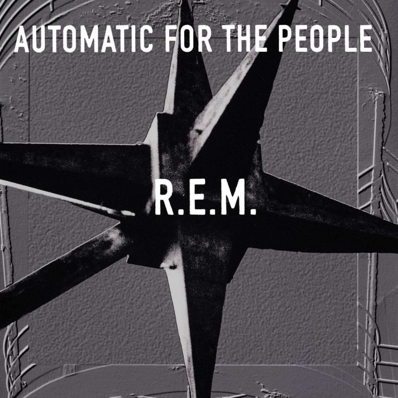 REM - AUTOMATIC FOR THE PEOPLE - VINYL