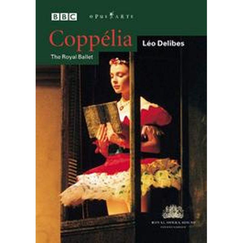 ROYAL BALLET MOLDAVEANO - DELIBES COPPELIA (DVD)