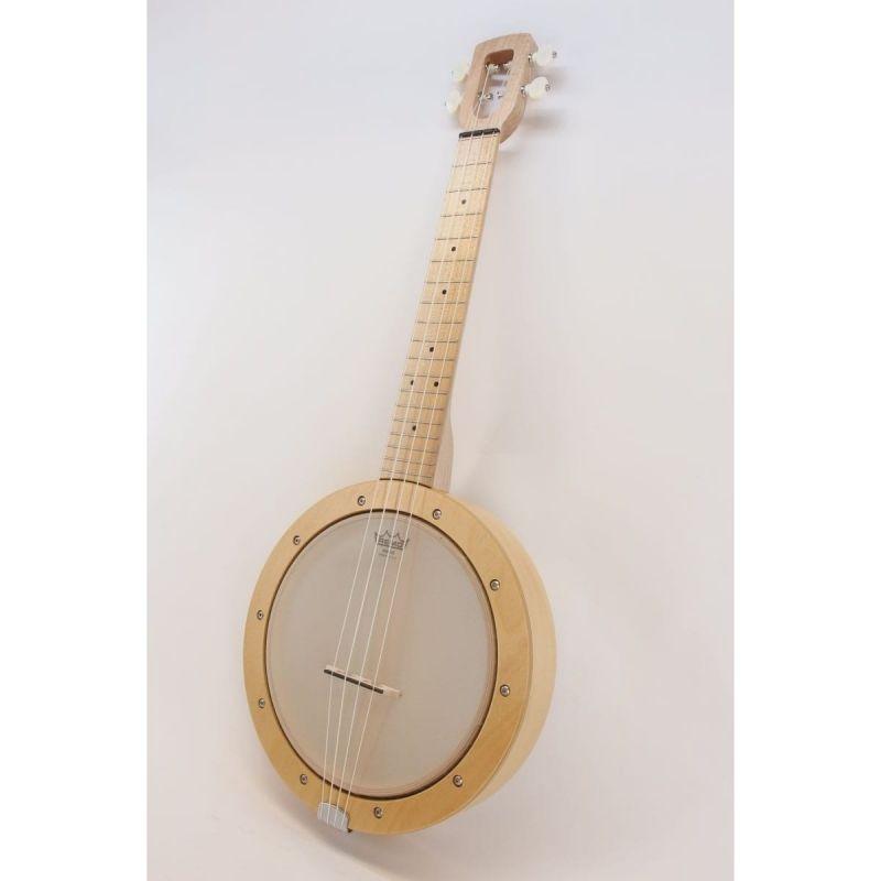 Firefly Ukulele Banjo, Tenor, Maple