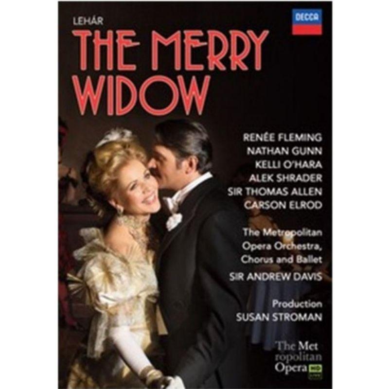 RENEE FLEMING/NATHAN GUNN - LEHAR/THE MERRY WIDOW (DVD)