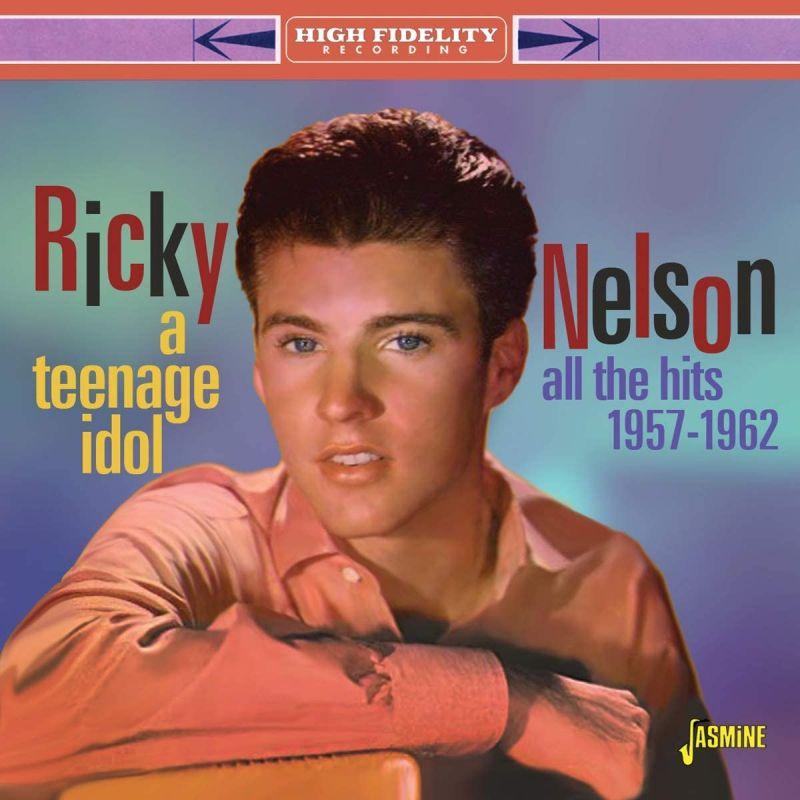 RICKY NELSON - A TEENAGE IDOL - CD