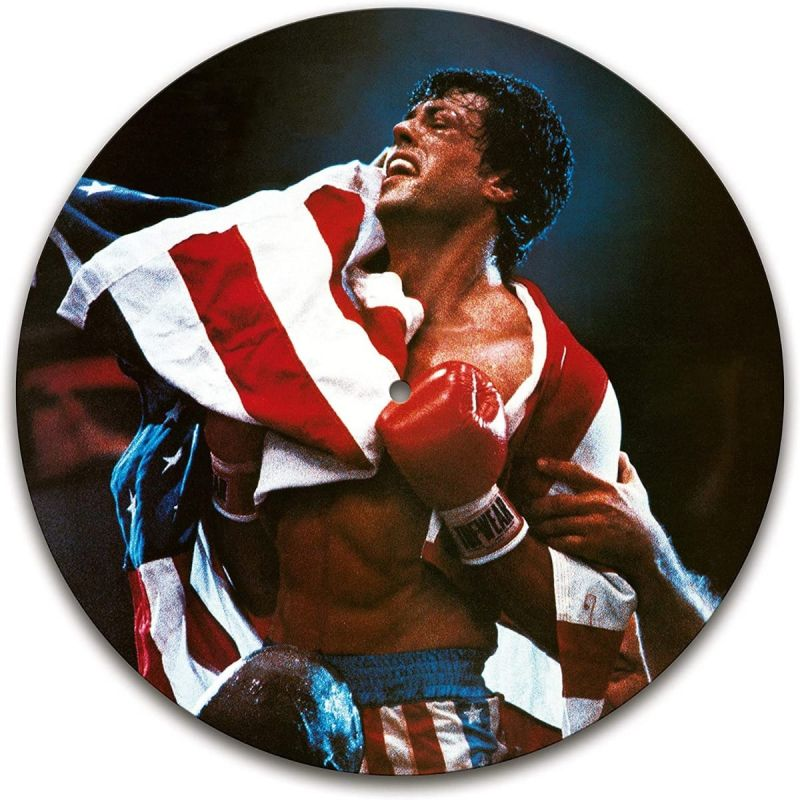 VARIOUS ARTISTS - ROCKY IV - OST - PICTURE DISC - NAD20