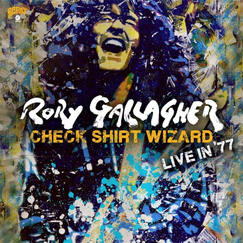 RORY GALLAGHER - CHECK SHIRT WIZARD - 3LP VINYL