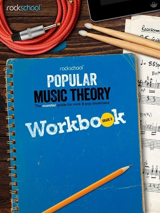 Rockschool Popular Music Theory Workbook - Grade 8