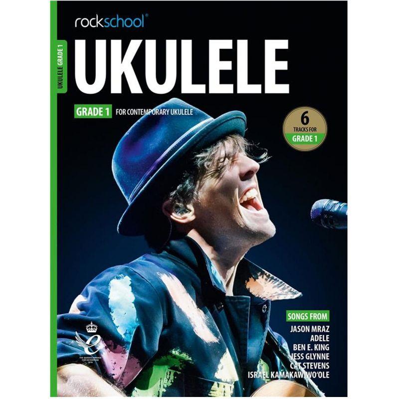 Rockschool Ukulele - Grade 1 from 2020 (Book + Online Audio)