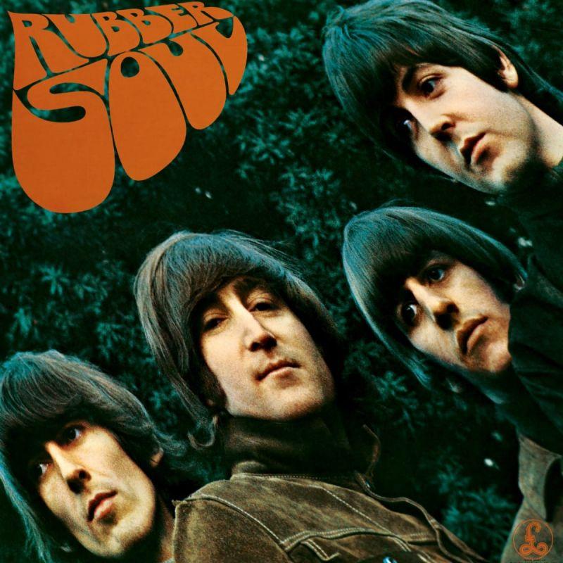 BEATLES - The Beatles - Rubber Soul (CD)