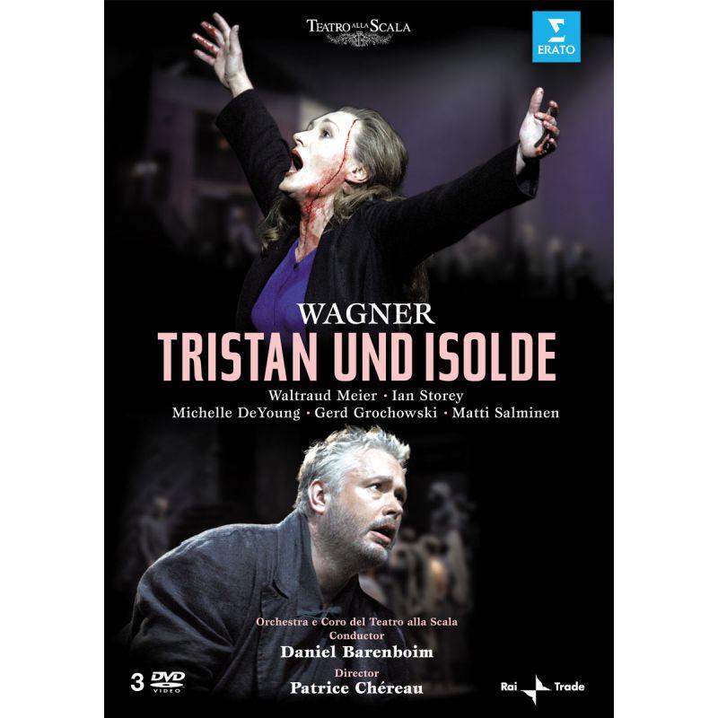 DANIEL BARENBOIM - WAGNER TRISTAN UND ISOLD (DVD)