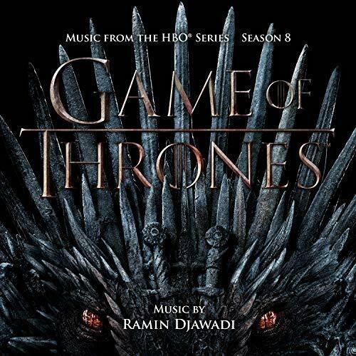 RAMIN DJAWADI - GAME OF THRONES - SEASON 8 - OST
