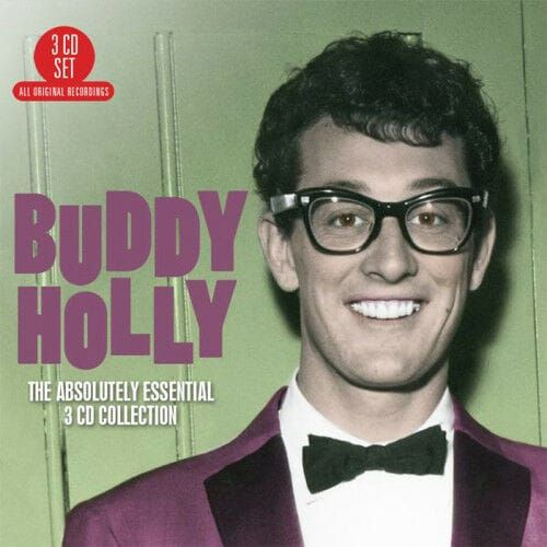 BUDDY HOLLY - THE ABSOLUTELY ESSENTIAL