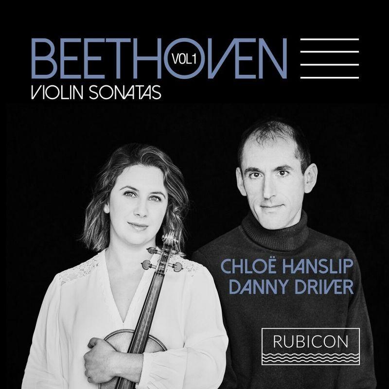 HANSLIP/DRIVER - VIOLIN SONATAS - VOL 1 - CD