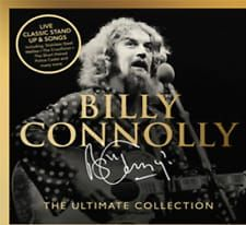 BILLY CONNOLLY - THE BEST OF