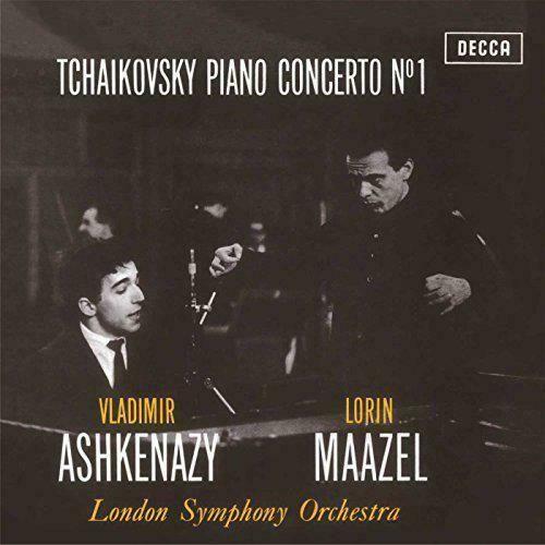 LSO - TCHAIKOVSKY/PIANO CONCERTO NO 1